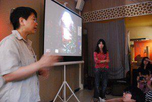 台湾女性影展策展人